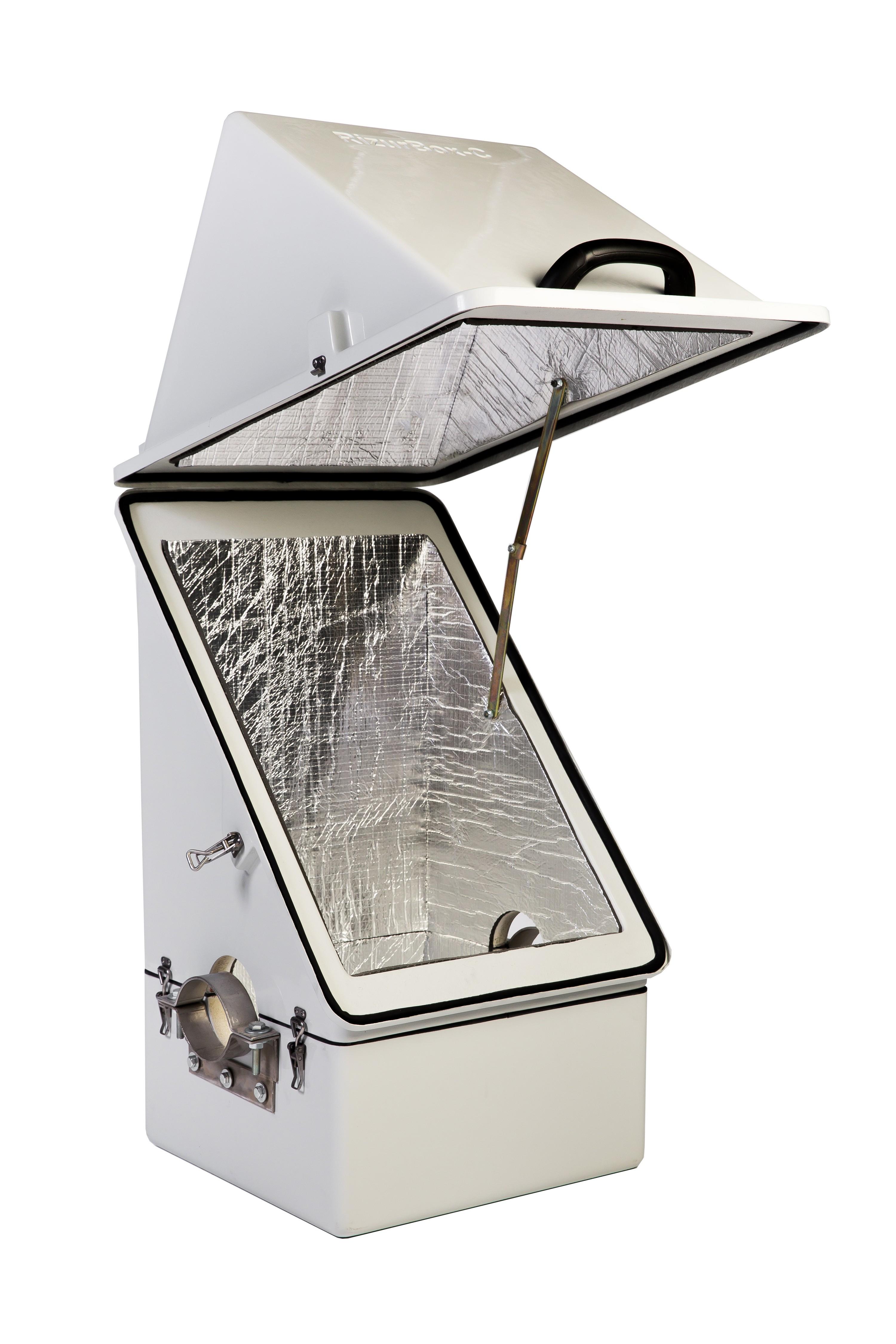 шкаф утепленный уличный стеклопласти