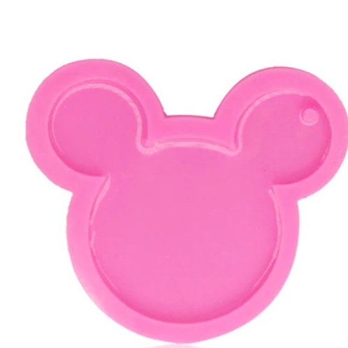 Mouse Head Silicone Mold