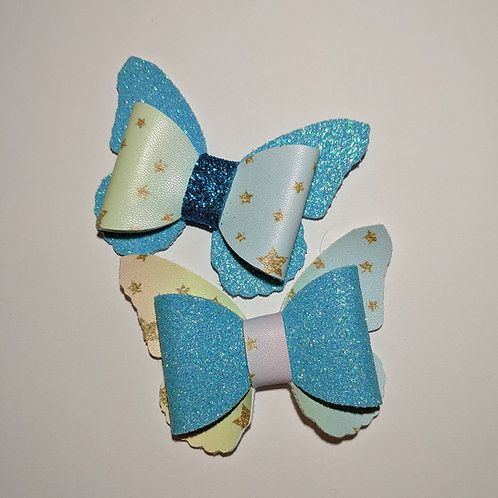 Butterfly Bow Template