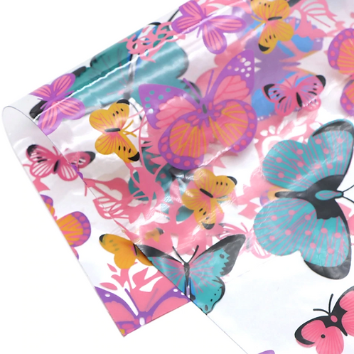 Butterfly Jelly Sheet