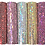 Thumbnail: Holographic Half Sheet Faux Leather Sheet Set