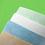 Thumbnail: Solid Matte Color Faux Leather Sheet Set