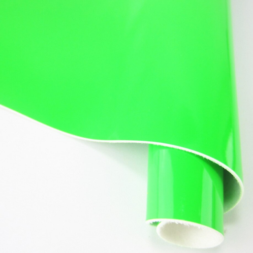 Neon Green Fabric Sheet