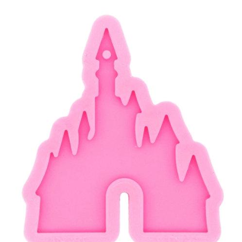 Castle Silicone Mold
