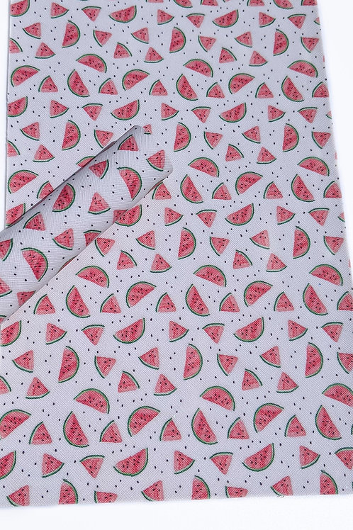 Watermelon Faux Leather Sheets