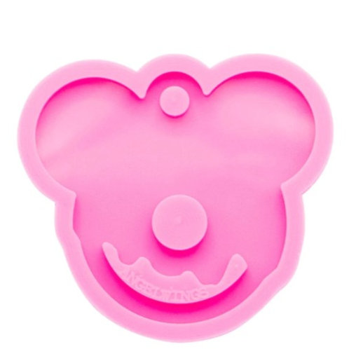 Mouse Head Donut Silicone Mold