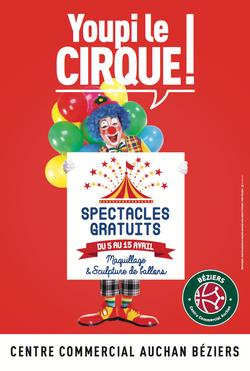 Animation Cirque