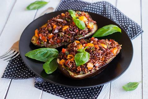 recette de riz noir