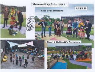 Fête de la musique ACTE 2