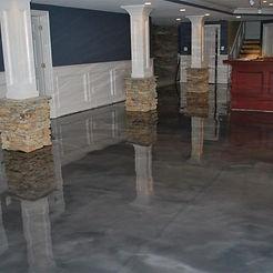 ideas-paint-metallic-epoxy-basement-floo
