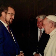 At the Vatican with Global Foundation