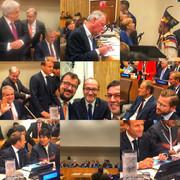 At the UN 2019