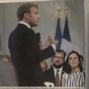 Before the G7 at the Elysee Paris