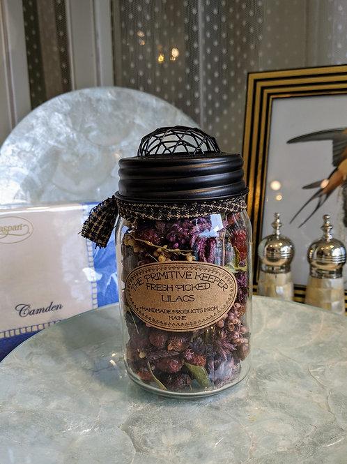 Lilac Maine-Made Potpourri