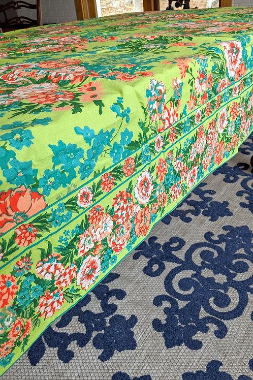 "60"" x 90"" Tablecloth April Cornell"