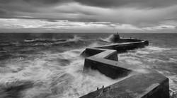 The Zig Zag pier, St Monans