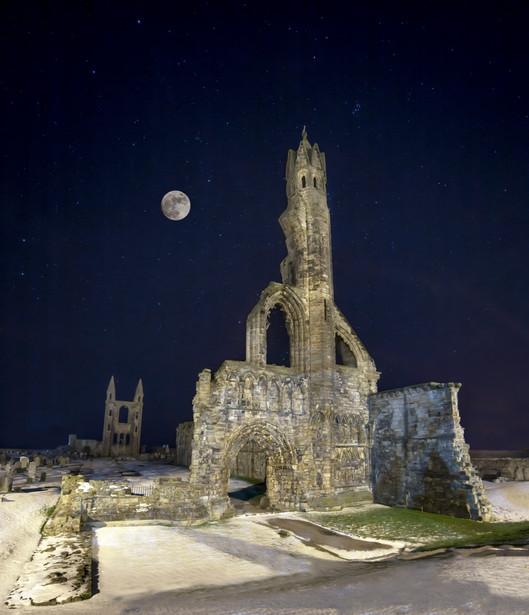 Final version - Snow, Stars, St Andrews.