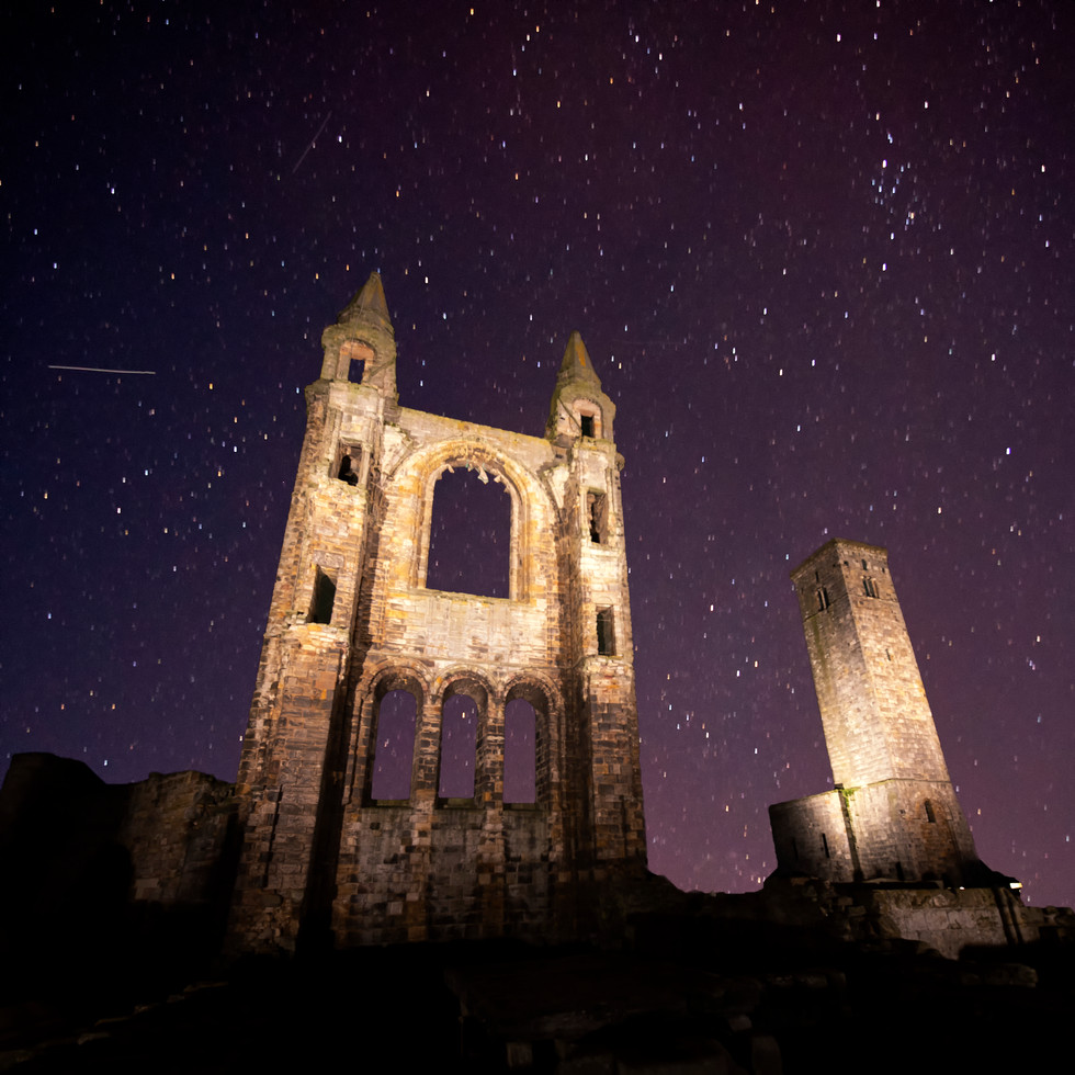 Cathedral and St Rules with Stars.jpg