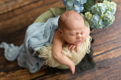 photo nouveau né, photo bébé studio