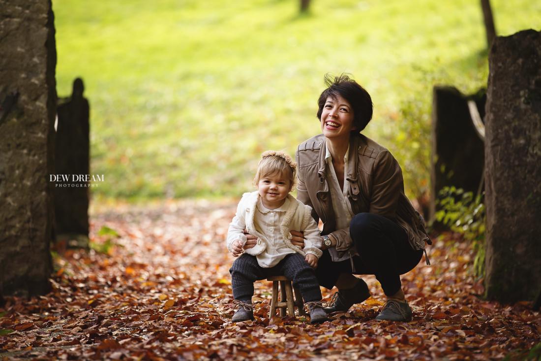 family photo belgium