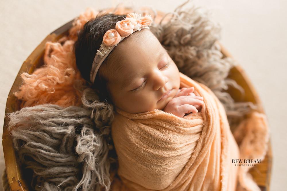 Newborn photographer Belgium