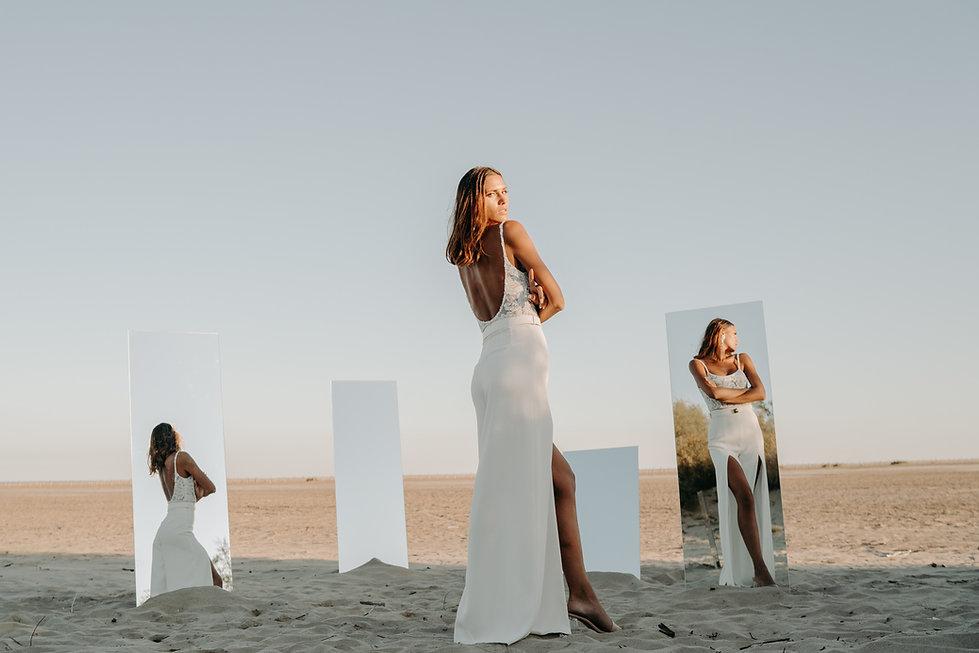 11H30 pantalon body mariee civil couture createur marseille