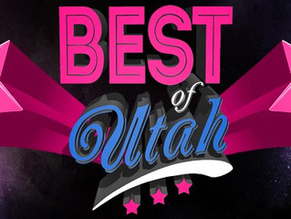 Best of Utah 2015 - Welcome to Year 26 of Best of Utah
