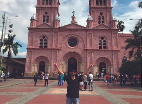 Buga: Más allá de la Basílica del Señor de los Milagros.