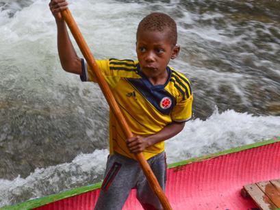 Río Tutunendo:  La puerta de entrada al corazón de la naturaleza chocoana