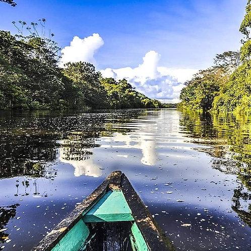 Expedición Amazonas 5 días