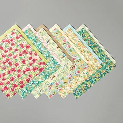 Tropical Oasis Designer Series Paper