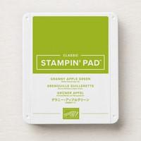 Granny Apple Green Stampin' Pad