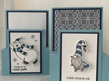 Stampin Up - Fun Fold Pop Up Card