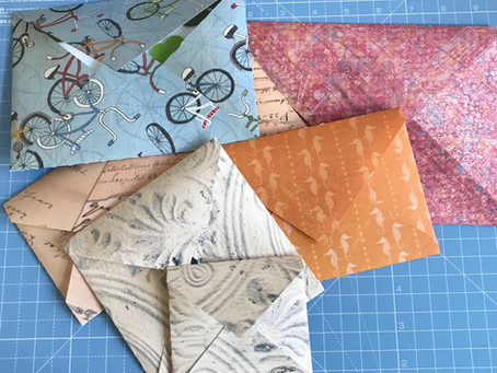 Make Traditional Style Envelopes With A ScanNCut (Any Model)