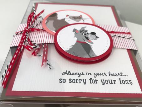 Pampered Pets Gift Card Set/UK Giveaway
