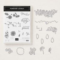 Forever Lovely Photopolymer Bundle