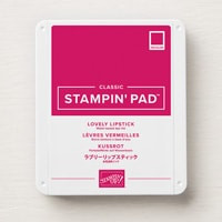 Lovely Lipstick Classic Stampin' Pad