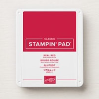 Real Red Classic Stampin' Pad
