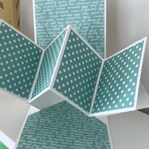 Twist N Pop Card Mechanism & Elements
