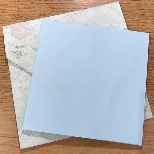 "5.25"" x 5.25"" Square Envelope Cutting File"