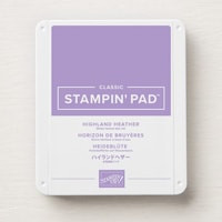 Highland Heather Classic Stampin' Pad