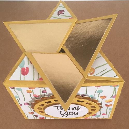 Star Top Box Cutting File