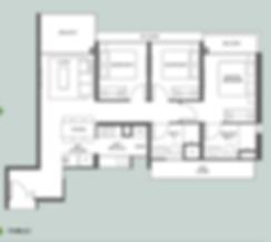 Type C1 Floor Plan