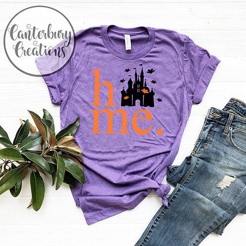 Halloween Castle Home Shirt