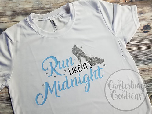 Run Like it's Midnight Dri-Wick Shirt