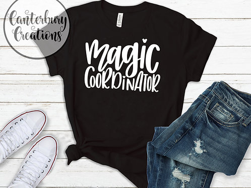 Magic Coordinator Shirt