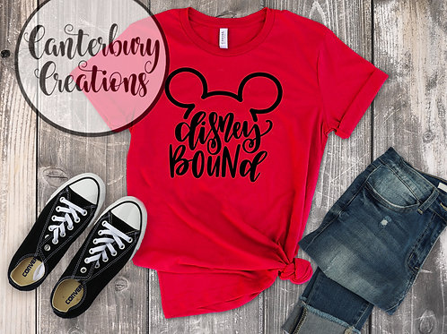 Disney Bound Shirt