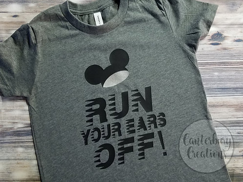 Run Your Ears Off (Mickey) Shirt