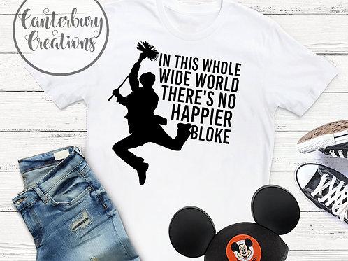 No Happier Bloke Shirt
