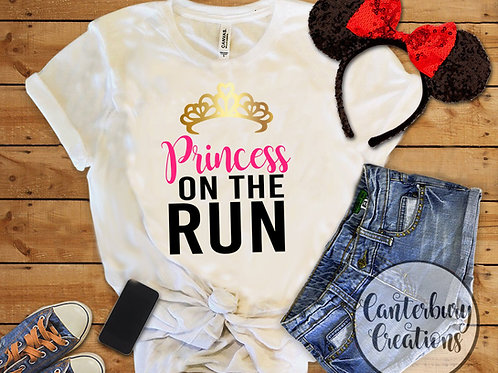 Princess on the Run Shirt